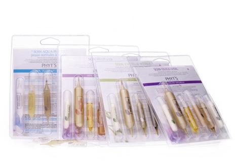 Image of Phyt's product range