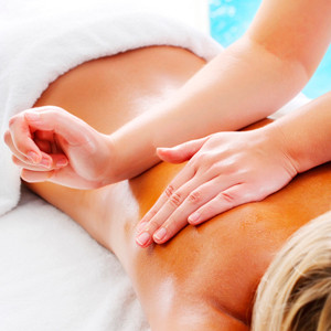 Vitamin therapy body massage
